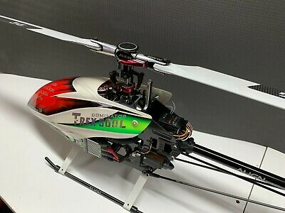 £650 • Buy Aligh Trex 500L Dominator Helicopter In Excellent Condition And Ready To Fly.