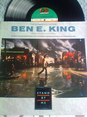 £5.99 • Buy Ben E. King Lp The Ultimate Collection 16 Track 1987