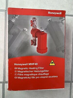 £39.99 • Buy Honeywell 22mm Central Heating Magnetic Proffesional Filter