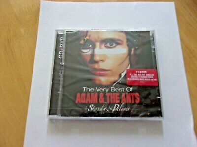 £44.99 • Buy Stand & Deliver : Very Best Of Adam & The Ants , Rare CD + DVD Edition , New & S