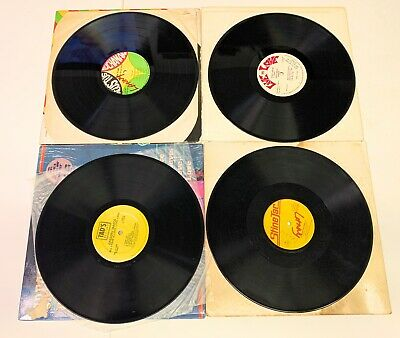 £0.72 • Buy 4 Vinyl Records Reggae Gregory Isaacs Big Youth Willie Williams Leroy Smart