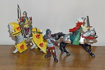 £8 • Buy Papo Crossbow Man And Mounted Figures Toy Figures