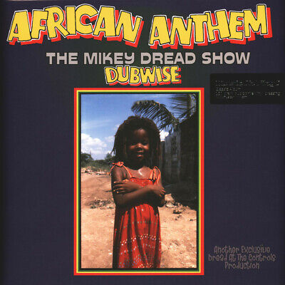 £21.34 • Buy Mikey Dread - African Anthem Dubwise (The Mikey (Vinyl LP - 1979 - EU - Reissue)