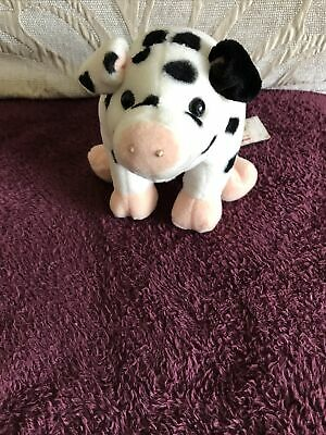 £3.99 • Buy Simply Soft Collection Keel Toy  Plush Spotty Pig 🌈