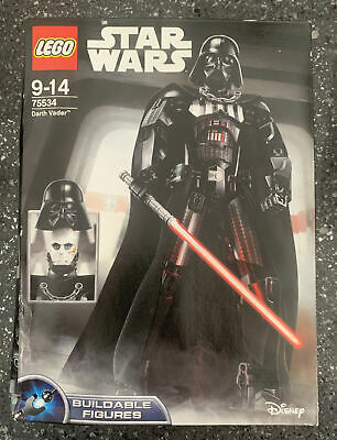 £17.10 • Buy Lego Star Wars 75534 Darth Vader Buildable Figure Set Brand New Sealed Rare