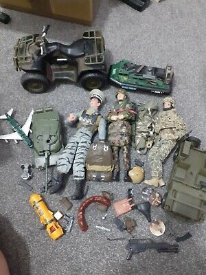 £35 • Buy HM Armed Forces & Lanard Action Figures ,    Vehicles & Accessories