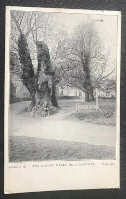 £3.04 • Buy The Stocks Havering-atte-Bower Chelmsford Essex London Post Card 1904