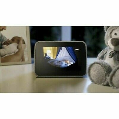 AU40 • Buy Lenovo Smart Display Speaker Clock With Google Assistant - Soft Touch Cloth Grey
