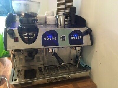 £950 • Buy Commercial Coffee Machine 2 Group