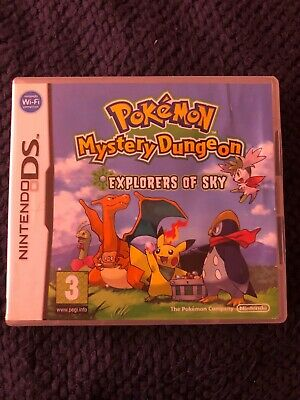 $10 • Buy Pokemon Mystery Dungeon: Explorers Of Sky (Case Only)