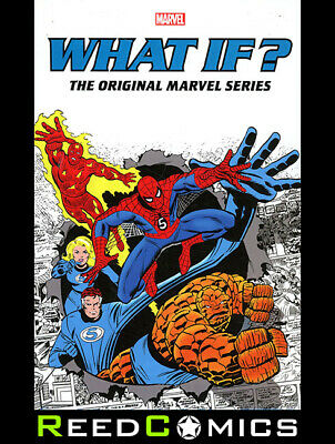 £68.65 • Buy WHAT IF? THE ORIGINAL MARVEL SERIES OMNIBUS VOLUME 1 HARDCOVER (776 Pages)