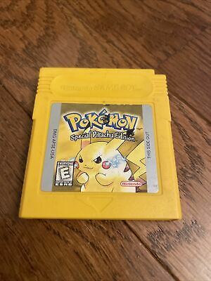 $42.99 • Buy Pokemon Yellow Special Pikachu Edition (Nintendo GameBoy, 1999) Authentic Cart