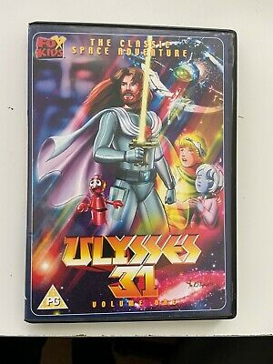 £2.50 • Buy Ulysses 31 - Vol. 1 (DVD, 2005) - Rarely Used (Like  New) - Rare Animation