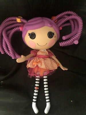 £8 • Buy Lalaloopsy Doll - Silly Hair Peanut Big Top With Checked Dress No Shoes