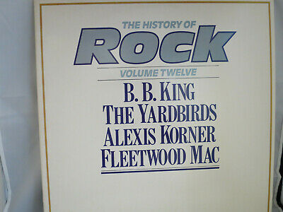 £10 • Buy The History Of Rock LP A Selection Of 40 Albumns Available Mint Mostly Unplayed