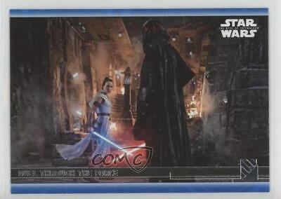 AU3.78 • Buy 2020 Topps Star Wars Rise Of Skywalker Series 2 Blue Duel Through The Force W3d