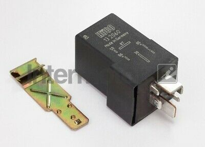 £18.79 • Buy Glow Plug Relay Fits VAUXHALL ASTRAMAX T85 1.6D 86 To 90 16DA Intermotor Quality