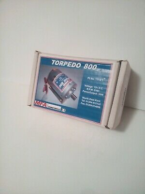 £32.50 • Buy Torpedo 800 Electric Motor For Model Boats