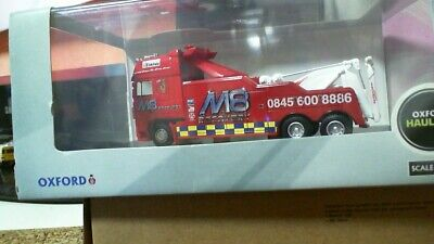 £43 • Buy Oxford Diecast M8 Recovery Truck 1.76