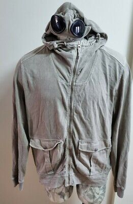 £12.50 • Buy Mens CP Company Hooded Goggled Jacket Size XL