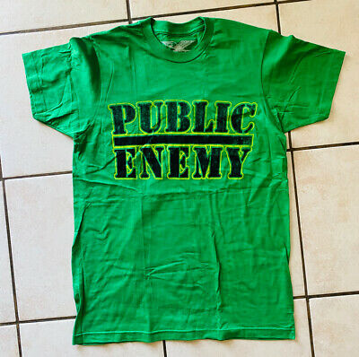 £7.31 • Buy Public Enemy 'Fight The Power' T-shirt Size Large NEW!!