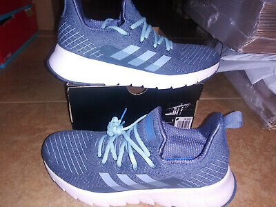 AU38.43 • Buy NEW $79 Womens Adidas Asweego Running Shoes, Size 9.5