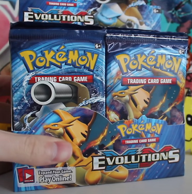 $205.50 • Buy Pokemon TCG: XY Evolutions Sealed Booster Box - Pack Of 36