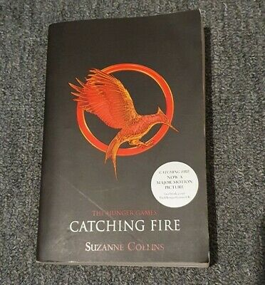 £3.99 • Buy Catching Fire Hunger Games Book By Suzanne Collins Paperback