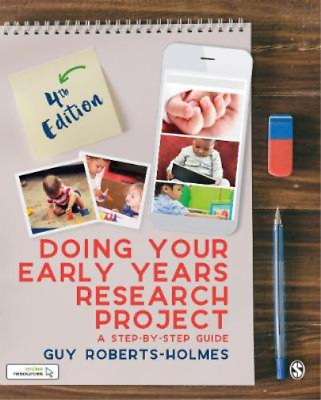 £38.24 • Buy Roberts-Holmes, Guy-Doing Your Early Years Research Project BOOK NEW
