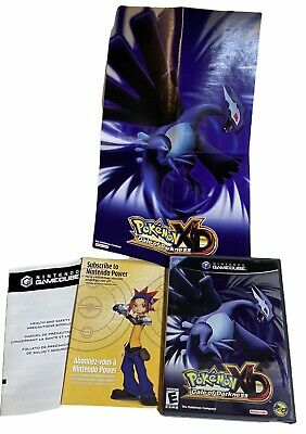 $199.99 • Buy Pokemon XD Gale Of Darkness Nintendo GameCube 2005 With Game Poster No Manual
