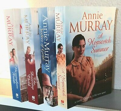 £7.99 • Buy Selection Of 4 Annie Murray Paperback Books. Free Postage.