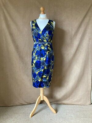 AU33.01 • Buy Hobbs. Womens / Ladies Lined Silk Blend Wedding, Special Occasion Dress.Size 12