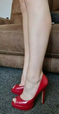 £2.50 • Buy Jessica Simpson Gorgeous Red Shoes Size 6