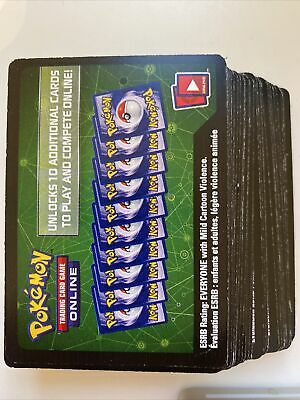 $4.99 • Buy Pokemon Chilling Reign PTCGO Online Codes X72 (fast Msg Redemption)