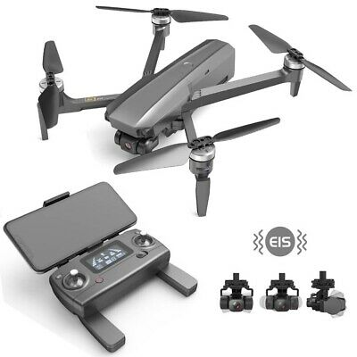 AU474.95 • Buy MJX Bugs16 B16 Pro 3-Axis Gimbal EIS GPS 4K Camera Brushless RC Drone Quadcopter