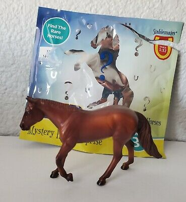 AU10.99 • Buy New Breyer Tractor Supply Blind Bag Loping Quarter Horse Stablemate TSC