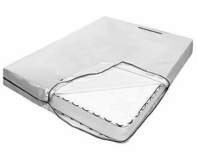 AU80.86 • Buy Nuovoware Mattress Bags For Moving And Storage, Queen Size- Reusable Mattress