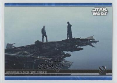 AU4.55 • Buy 2020 Topps Star Wars Rise Of Skywalker Series 2 Blue Memories And The Force W3d