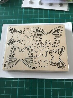 £1.80 • Buy Stampin Up Butterfly Elements
