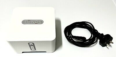 AU169.99 • Buy SONOS Connect (Gen 1) ZonePlayer ZP90, White, MINT Condition. S1 COMPATIBLE ONLY