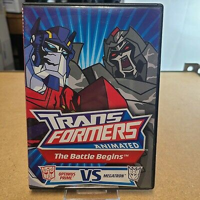 £3.65 • Buy Transformers Animated 60% OFF 4+ DVD $2 Each