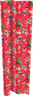 £5.99 • Buy 3m Disney Toy Story 4 Design Christmas Gift Wrapping Paper