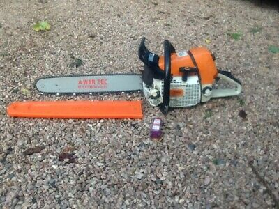£525 • Buy STIHL MS460 76.5 Cc WITH BRAND NEW 20  BAR & CHAIN MS440/MS441/MS460/MS660
