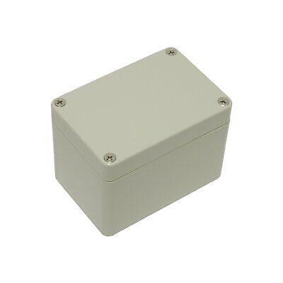 £5.33 • Buy Sealed ABS Plastic Enclosure Electronics Project Terminal Box IP65 100x68x72mm