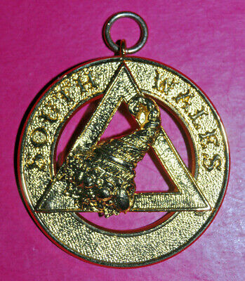 £15 • Buy South Wales Past Provincial Grand Steward Royal Arch Chapter Masonic Jewel