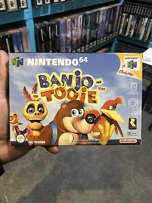 £230 • Buy Banjo Tooie (N64, PAL) Boxed *Excellent Condition*