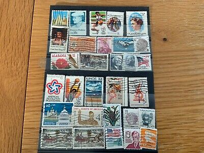 AU1 • Buy USA STAMPS LOT MIXED USED United States. F92