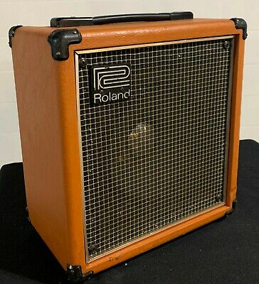 AU162.40 • Buy Used Roland Cube 20 Guitar Amplifier