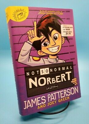 AU0.01 • Buy Not So Normal Norbert - Hardcover By Patterson, James - Good