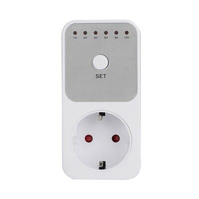 £9.15 • Buy Electrical Outlet Plug Timer Socket Countdown Smart Time Setting Switch Control
